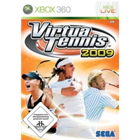 Virtua Tennis 2009, XBox 360