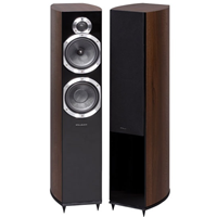 Wharfedale Diamond 10.4 Walnuss